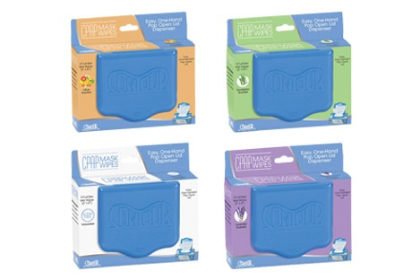 CPAP Mask Wipes Boxes