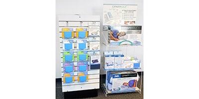 CPAP dme display-400x200