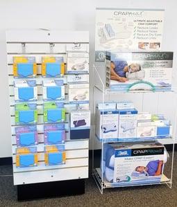 CPAP dme display