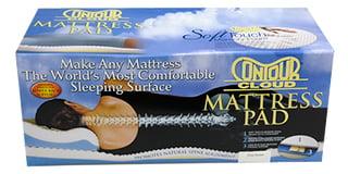 CloudMattressPad in package