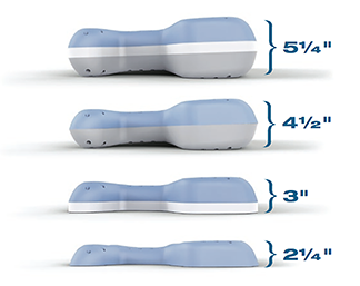 Make CPAP life easier with our adjustable CPAPMax Pillow