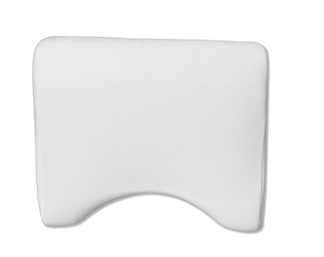 Cradling Neck Support with Plush, Memory Foam Comfort