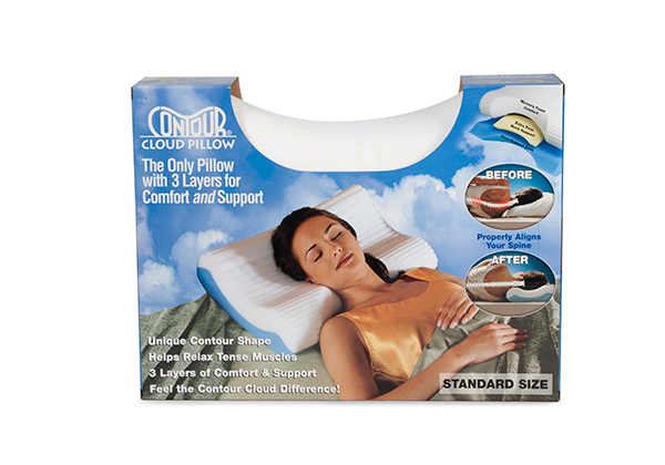 Contour Cloud Pillow®