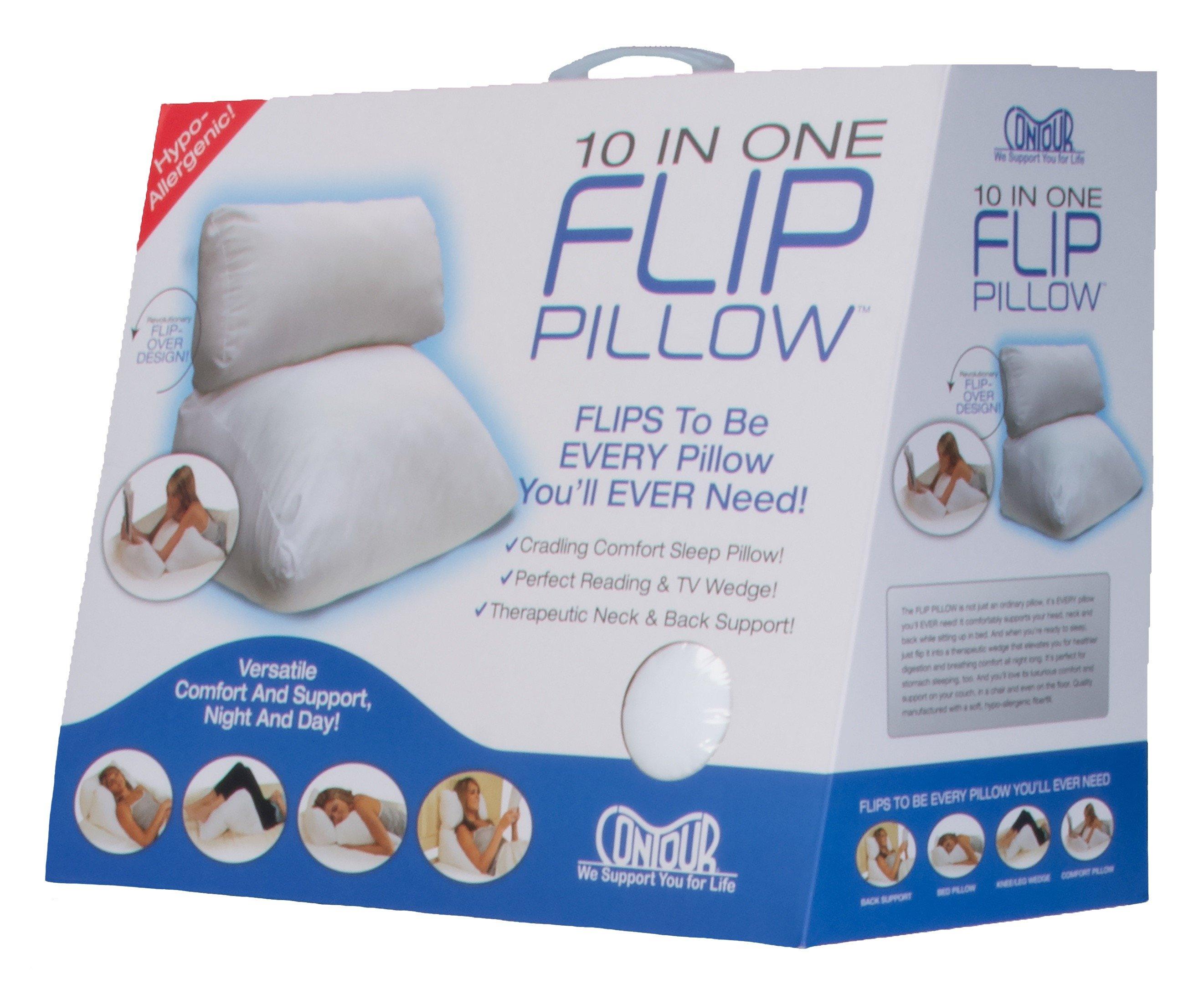 Flip Pillow™ Tower