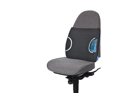 Warm/Cool Lumbar Support
