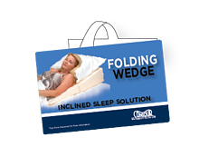 Folding Wedge Wobbler