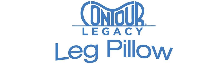 LegacyLegPillow logo 1075W