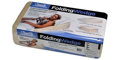 folding wedge